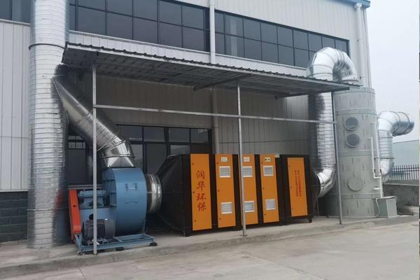 云南专业催化燃烧设备价格
