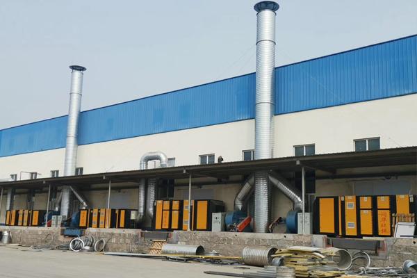 黔东南推荐VOCs废气处理设备哪家好