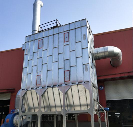 中央除尘设备厂家