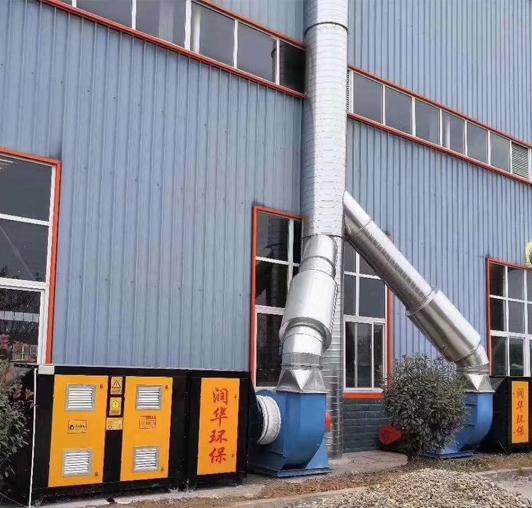 光氧活性炭一体机净化设备