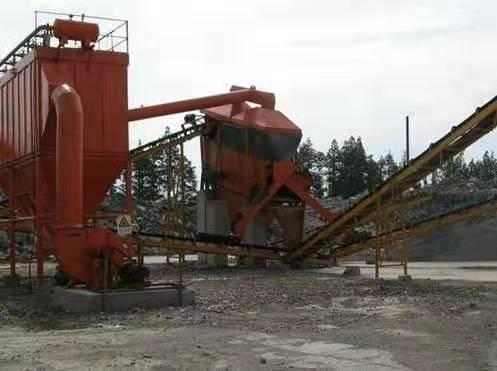 矿山中央除尘设备